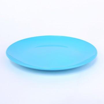 Dessertteller 19 cm himmelblau