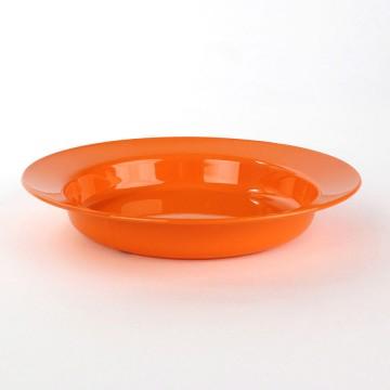 Tiefer Teller, 19cm, fruchtorange