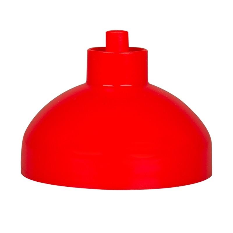 Deckel Color Twist 0,4 l Erdbeerrot