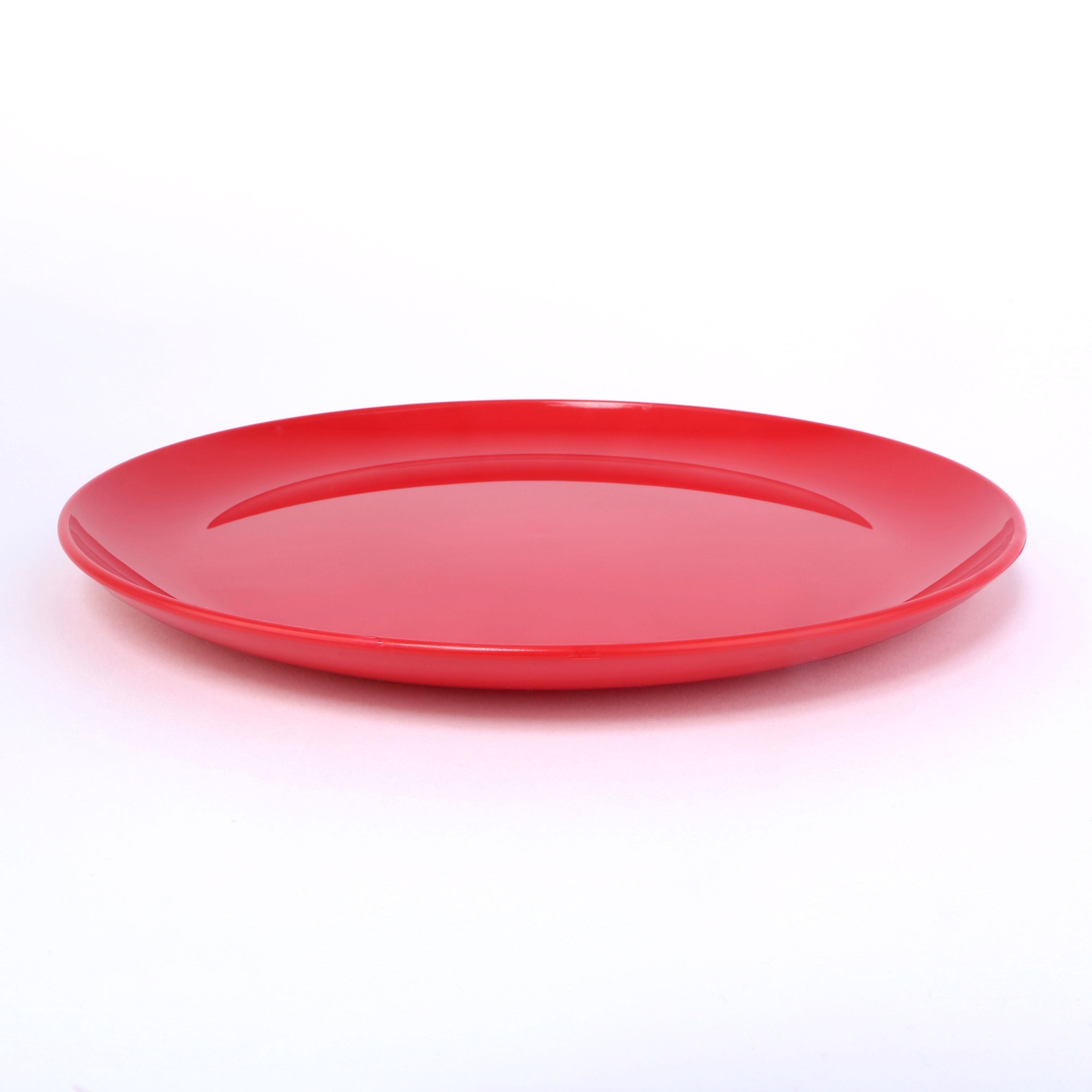 Essteller Kunststoff, 24cm, sonnengelb - Valon