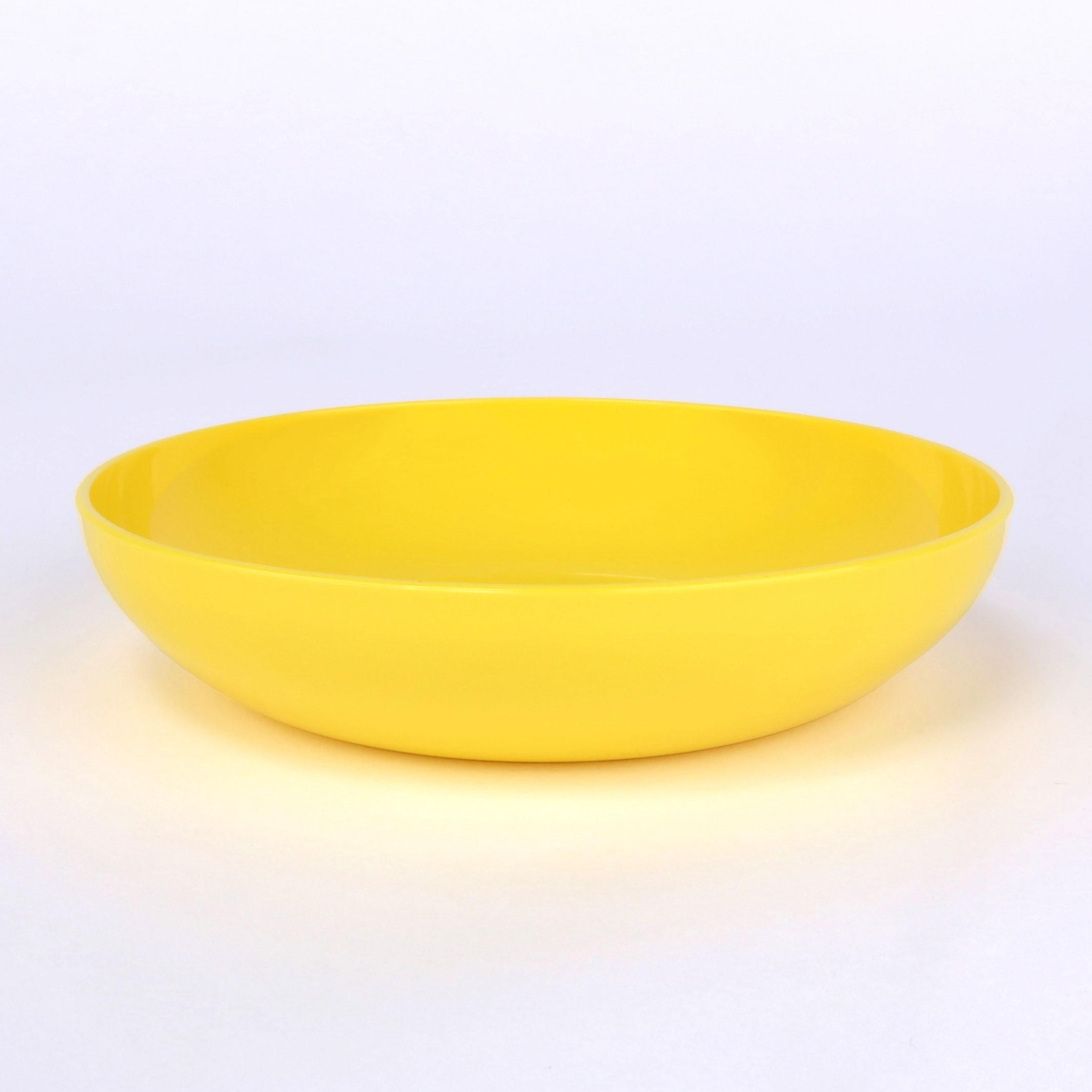 Dessert-Schale 13,5cm sonnengelb