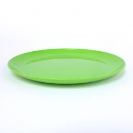 Eßteller 24 cm grasgrün