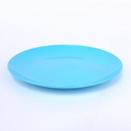 Dessert-Teller 19 cm himmelblau
